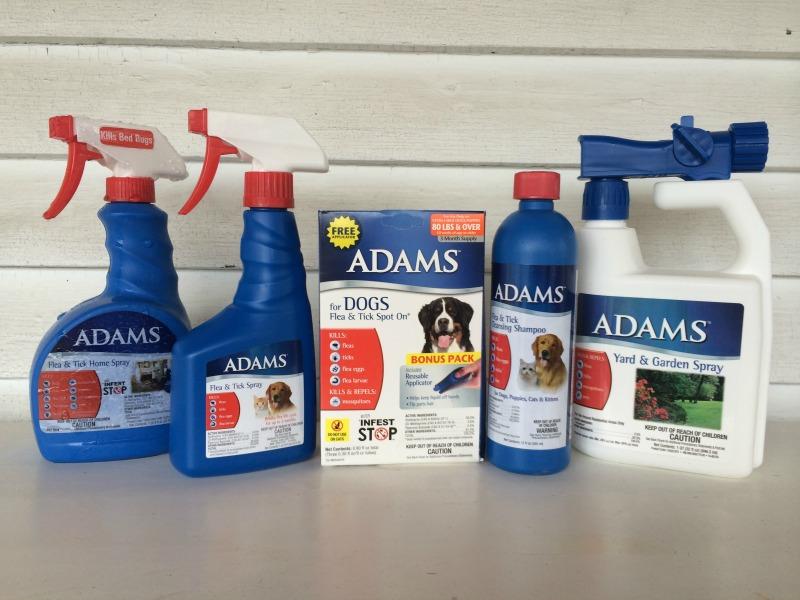 Adams Flea and Tick Treatment #ad #StartSmart