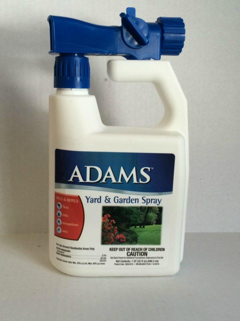 Adams Yard and Garden Spray #StartSmart #AD