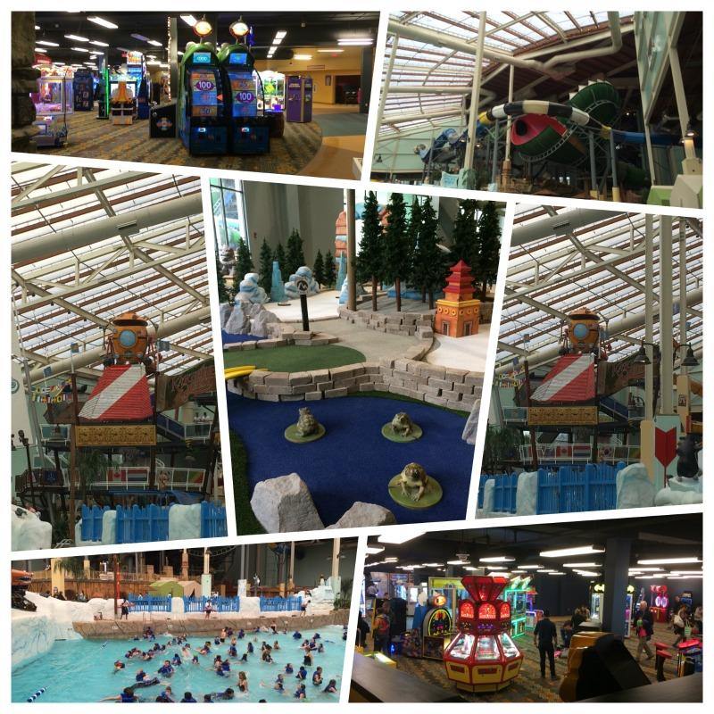 Aquatopia Resort at Camelback Lodge