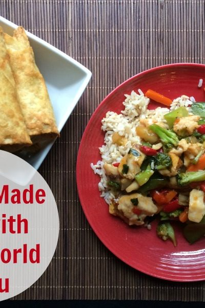 Giant World Menu Review–Great for busy families!