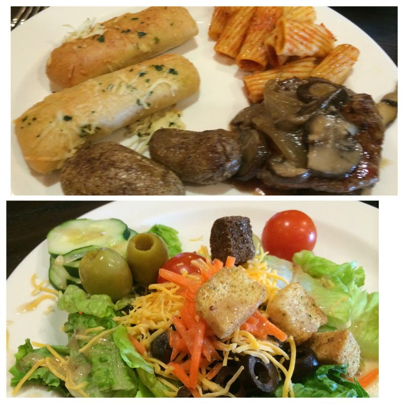 Hemisphere's Restaurant at Camelback Resort