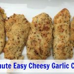 Easy Cheesy Garlic Chicken