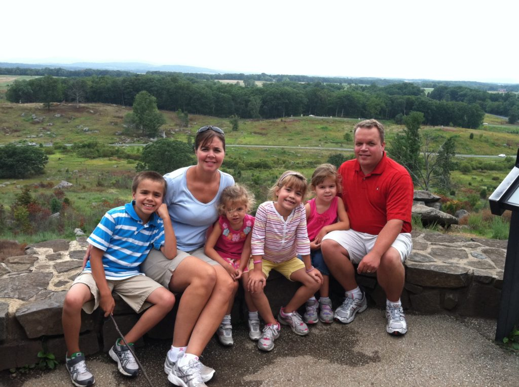 Camping in Gettysburg #BeCarefree #ad