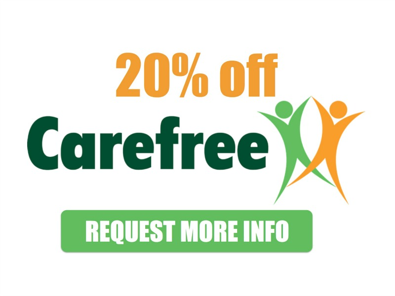 Carefree RV resorts is offering 20% off this summer #BeCarefree #ad