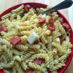 Italian Pasta Salad and 10 Tips to Beat the Heat!