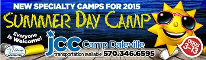 JCC Summer Day Camp