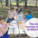 Scavenger Hunt Ideas for Kids–Let's Get Outside!