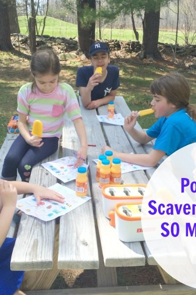 Scavenger Hunt Ideas for Kids–Let's Get Outside!