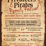 Tuckerton Seaport Private & Privateers Festival