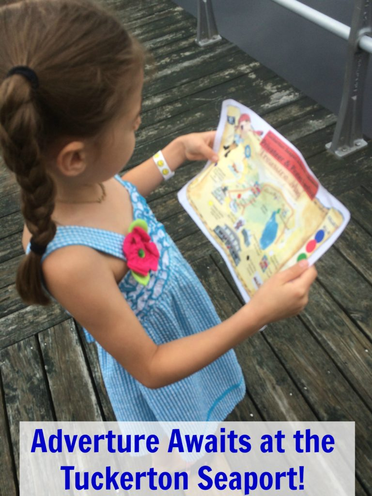 Adventure awaits at the Tuckerton Seaport!