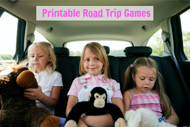 These game are perfect anytime you have to keep the kids occupied in the car!