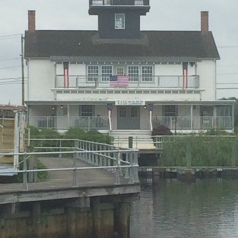 The Lighthouse at the Tuckerton Seaport