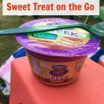 Staying healthy with Dannon Greek Yogurt
