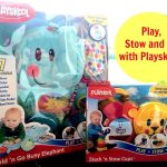 Play, Stow and Go with Playskool Toys!