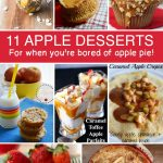 11 Apple Recipes for Dessert