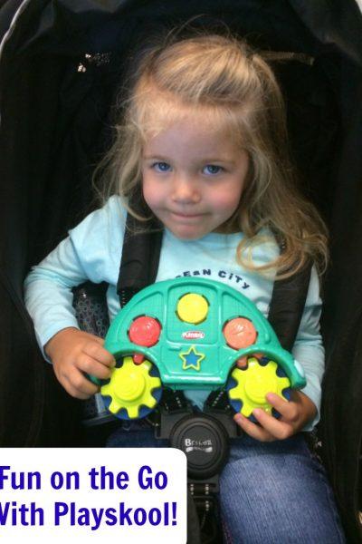 Roll'n Gears Fun with Playskool!