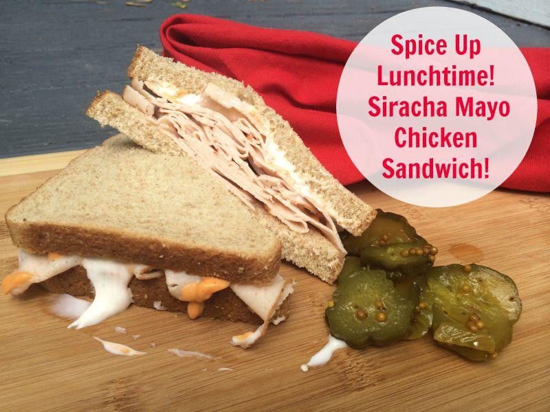 Siracha Mayo Chicken Sandwich