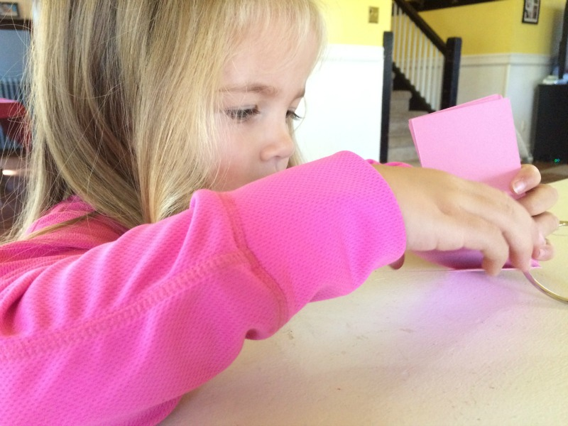 Checking out the Flash Cards #ad