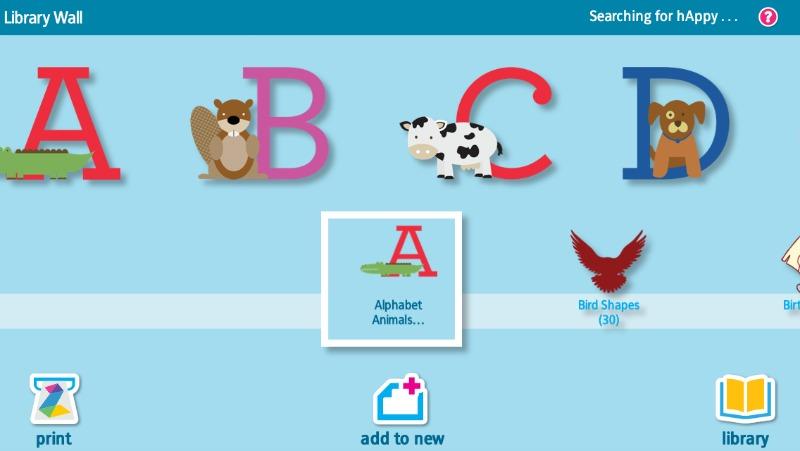 ZINK Alphabet Animals #ad