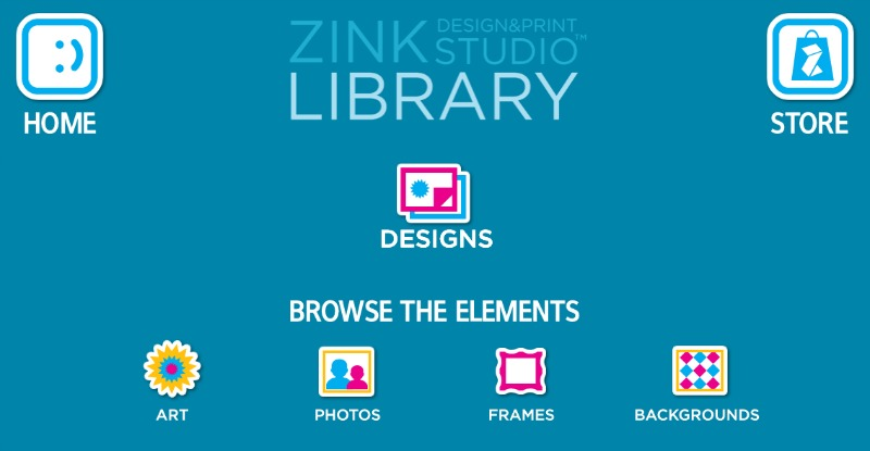 ZINK Library #ad