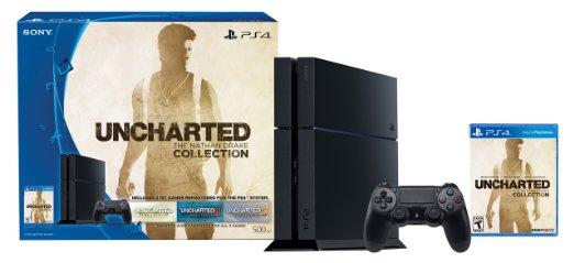 PS4 Nathan Drake Collection