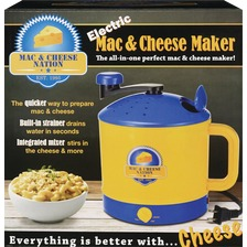 Electric Mac And Cheese Maker