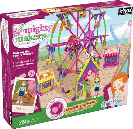 K'nex Mighty Makers Set