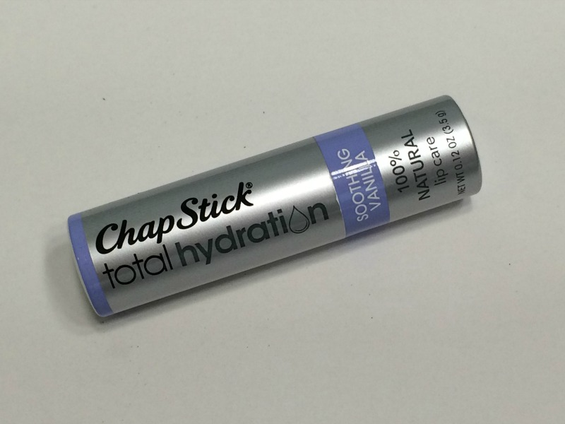 Chapstick Total Hydration #BeHealthyForEveryPartofLife