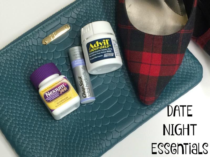 Date Night Essentials #BeHealthyForEveryPartofLife
