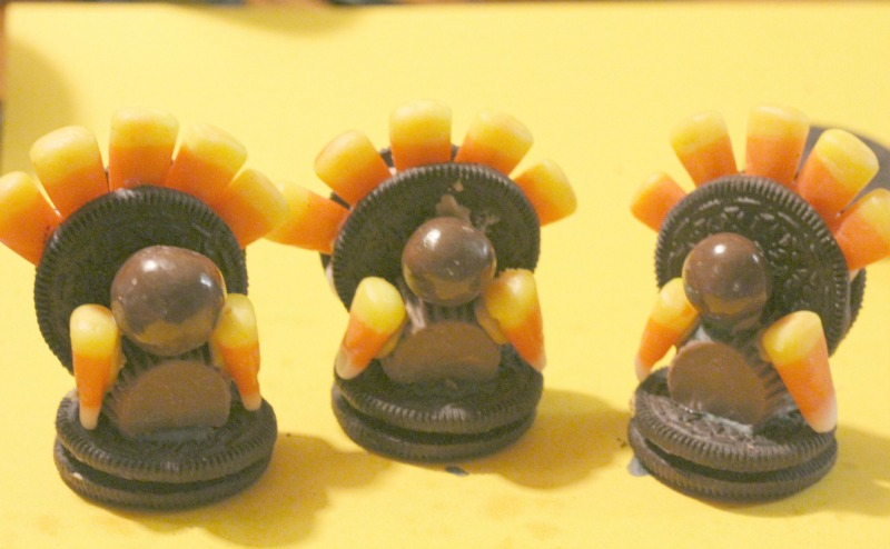 Oreo turkey adding whoppers