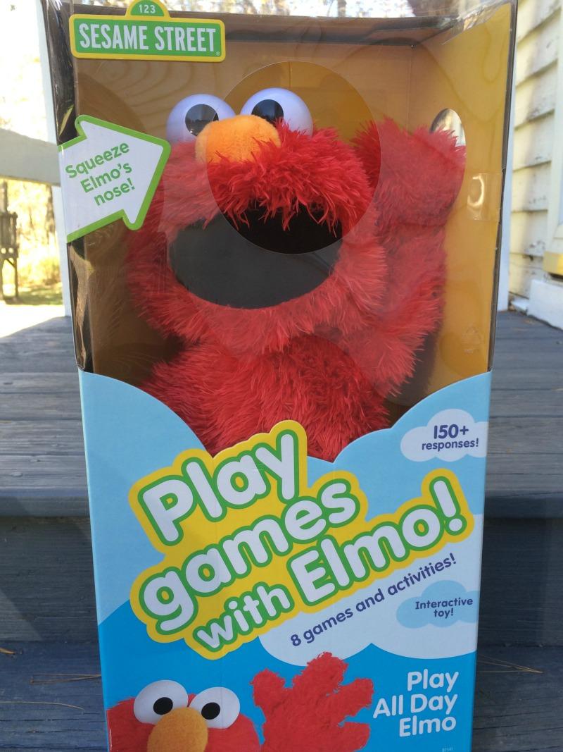 Play All Day Elmo #ad #PLAYSKOOLCREW