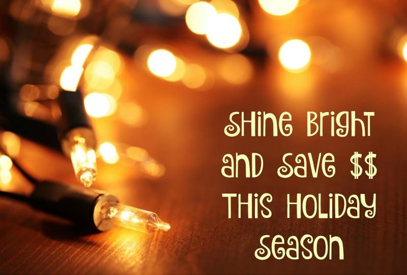 Shine Bright and Save Money This Holiday Season #ad #ProjectEnvolve
