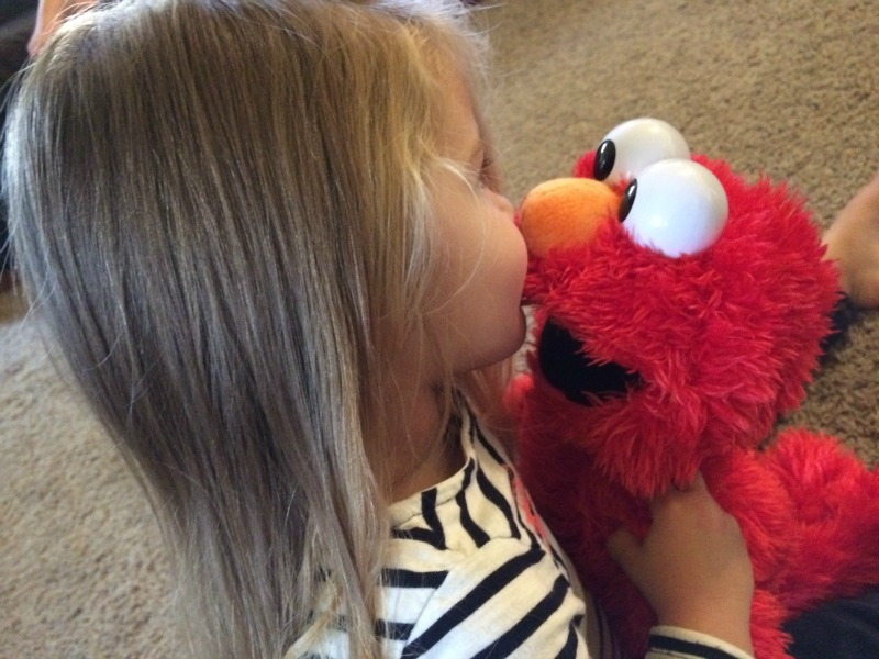 We Love Elmo! #ad #PLAYSKOOLCREW