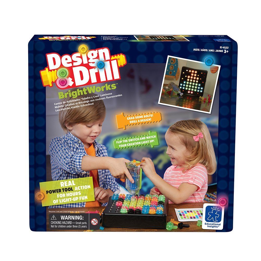 Design and Drill Brightworks from Educational Insight