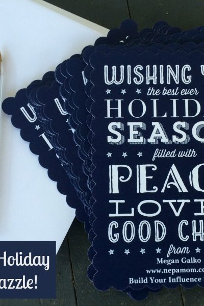 Dazzle Your Holiday Cards with Zazzle