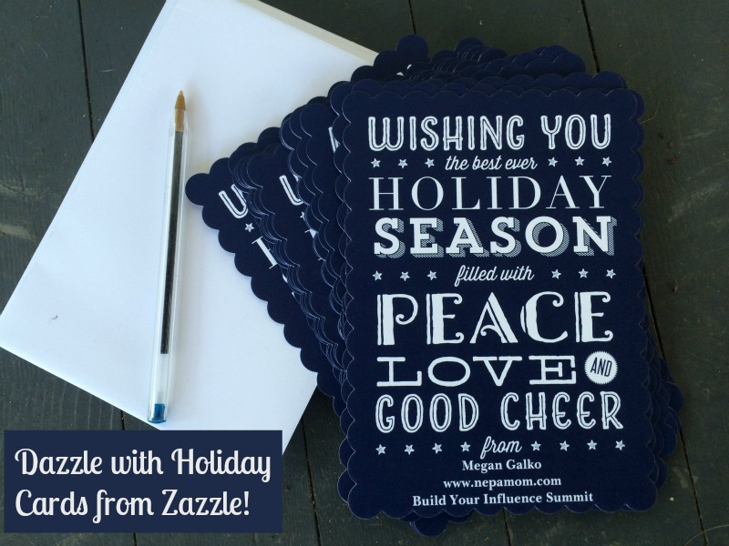 Dazzle With Holiday Cards from Zazzle #ad