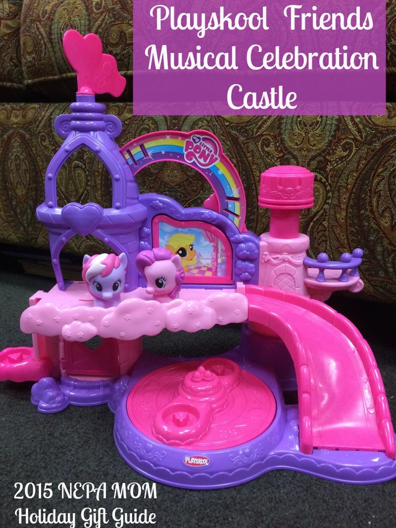 Playskool Friends Musical Celebration Castle #ad #PLAYSKOOLCREW