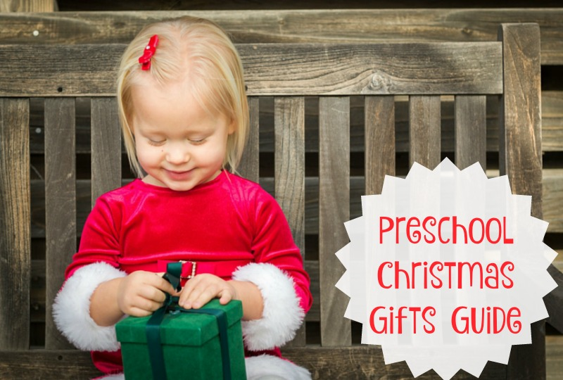 Preschool Christmas Gifts Guide