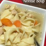 Recipe: Homemade Chicken Noodle Soup