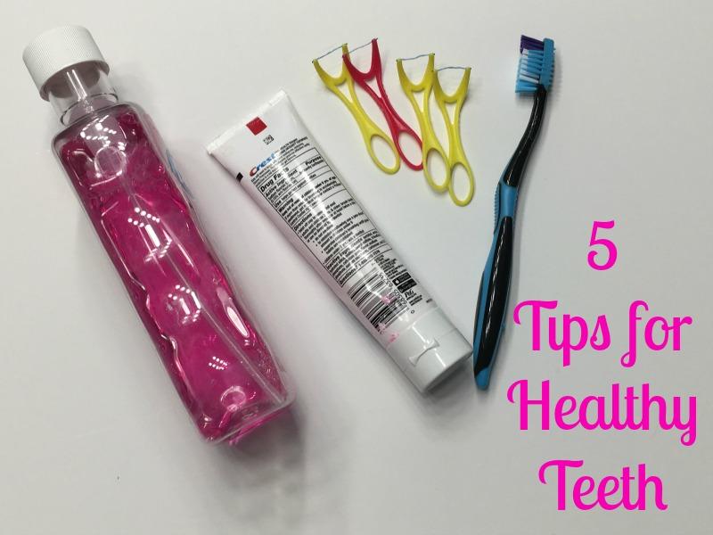 5 Tips for Healthy Teeth #GuardYourTeeth