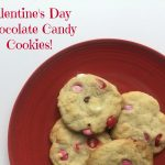 Valentine's Cookies Recipe–Chocolate Candy Cookie