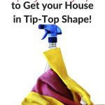 Free House Cleaning Tips with my Spring Cleaning Ebook!