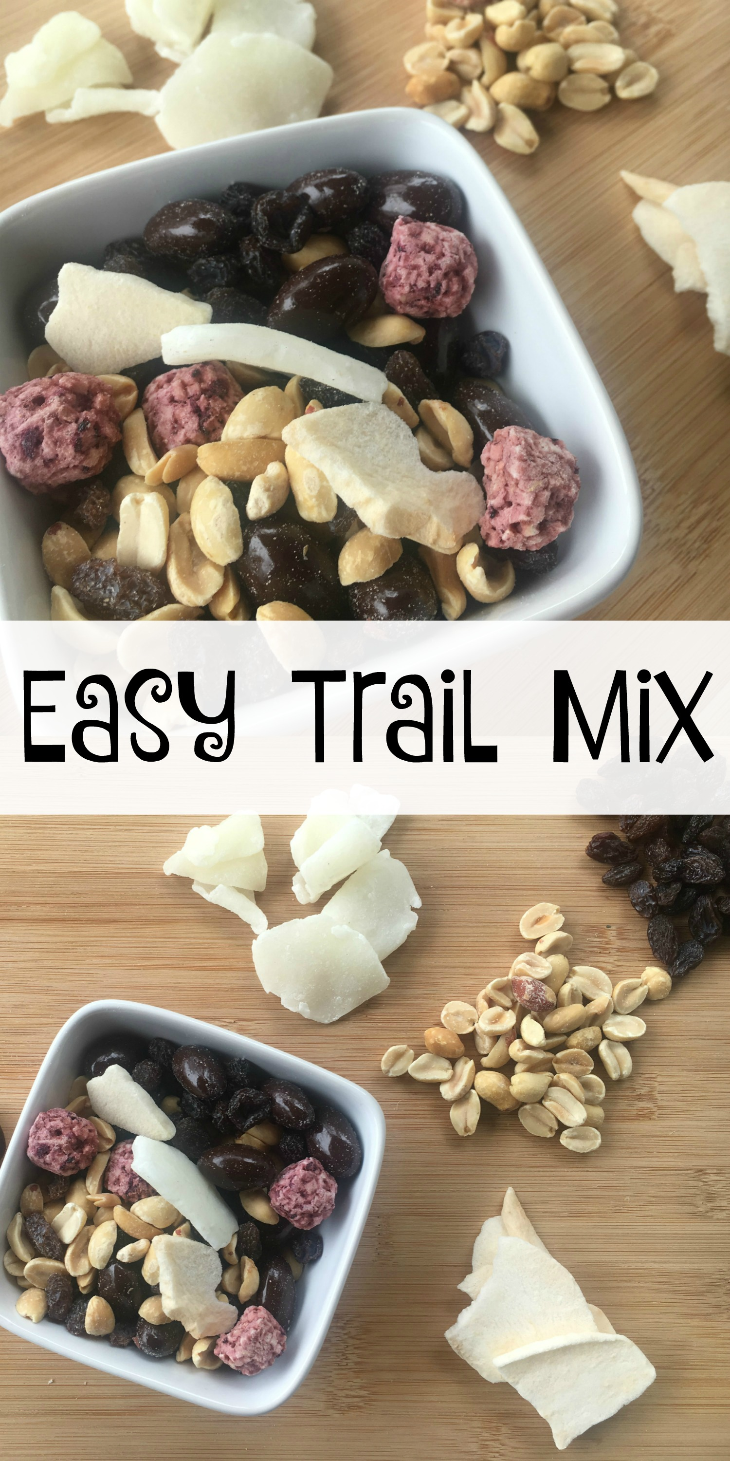 Trail Mix #CVS #CVSSpringSnacking