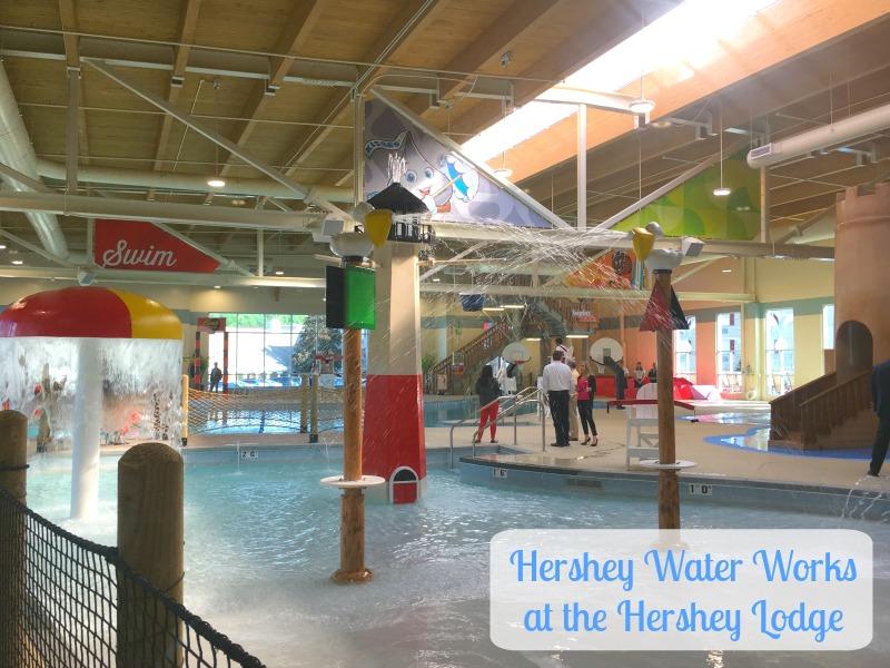 Hershey WaterWorks at the Hershey Lodge
