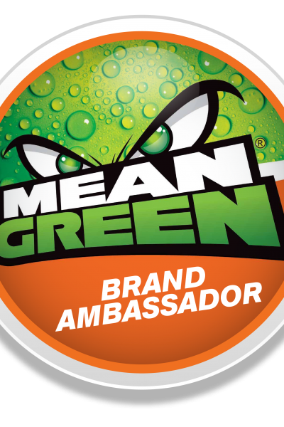 I'm a Mean Green Ambassador!