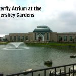 Visiting the Butterfly Atrium at the Hershey Gardens