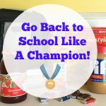 Go Back to School like a Champion!