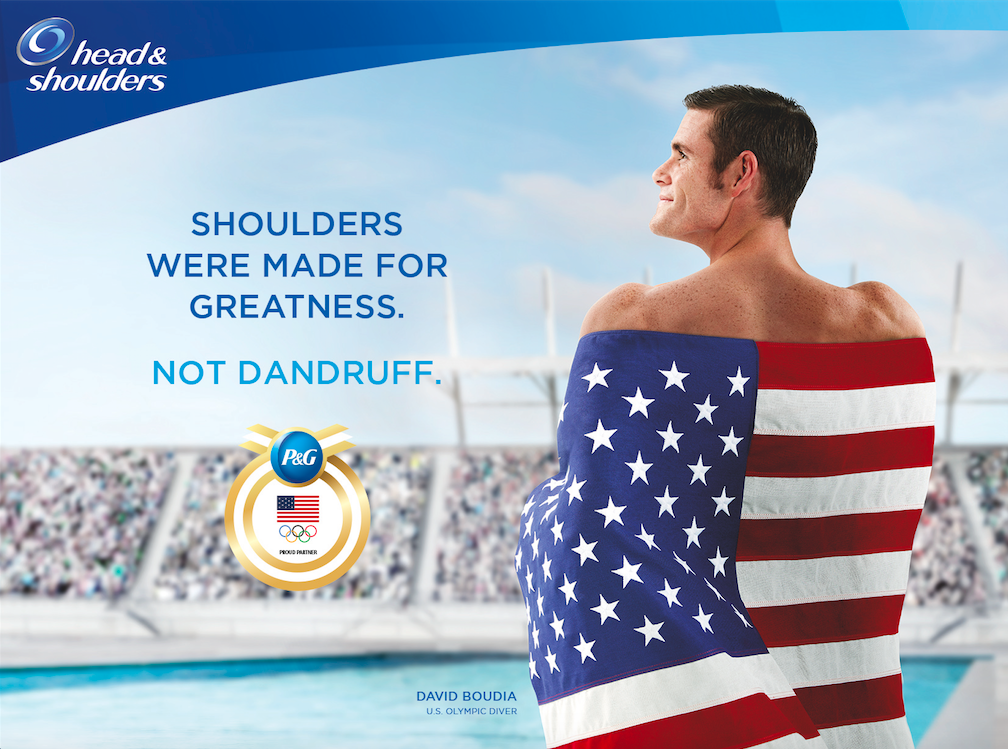 Olympic Diver David Boudia followed his dreams and is now at the Olympic Games #LetsPowerTheirDreams #ad