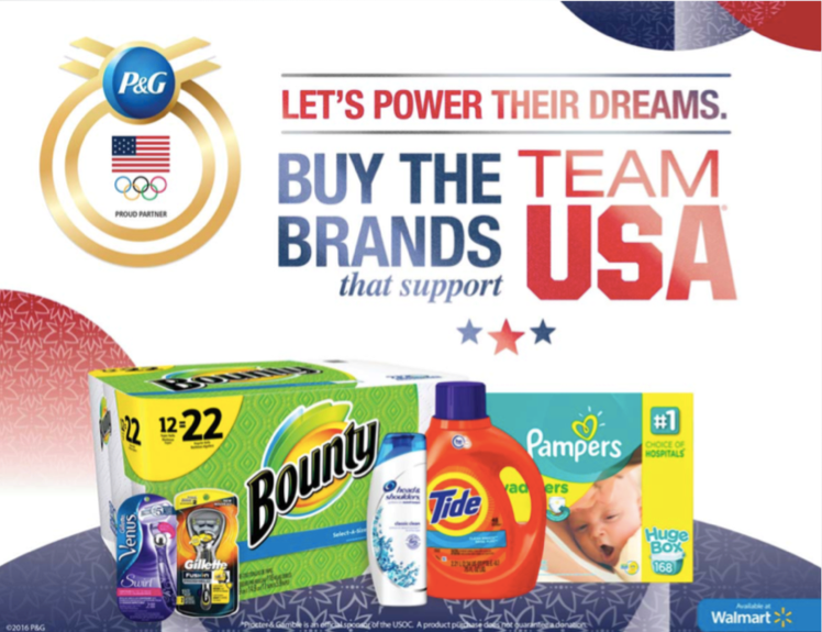 Let's Power their Dreams with P&G and Walmart #LetsPowerTheirDreams