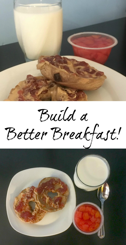 Build a Better Breakfast #BetterBreakfast